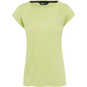 The North Face Tanken t-shirt Dames, exotic green